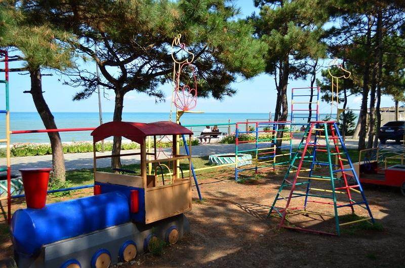 Развлечения для детей на отдыхе в Песчаном